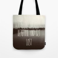 Someplace Tote Bag