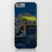 iPhone & iPod Case featuring Back to Glorious Age by samalope