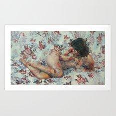 Sombreuil Art Print