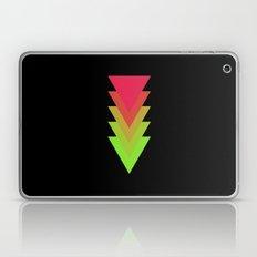 Aroflux in Shapes Laptop & iPad Skin