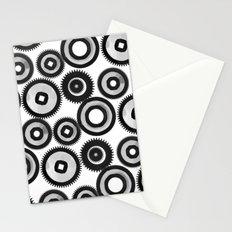SteamPunk Stationery Cards