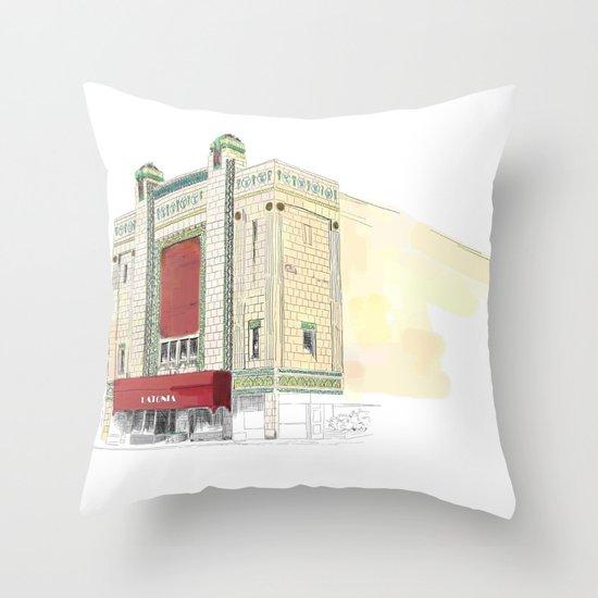 The Latonia Throw Pillow