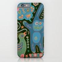 Rabbit Talk iPhone 6 Slim Case