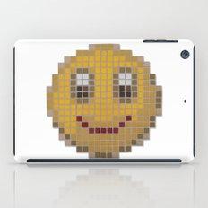 Emoticon Smile iPad Case