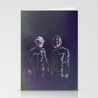 The Robots Stationery Cards