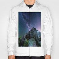 Milky Way Rock Hoody