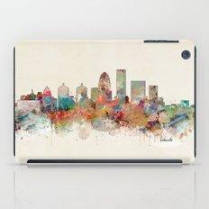 louisville kentucky skyline iPad Case
