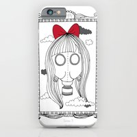 I Only Wear My Gas Mask iPhone 6 Slim Case