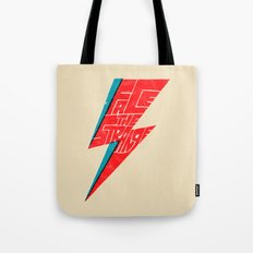 Face The Strange Tote Bag