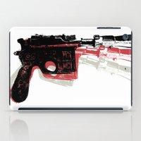 Blaster (Right) iPad Case
