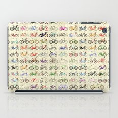 Bikes iPad Case