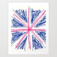 UK Art Print