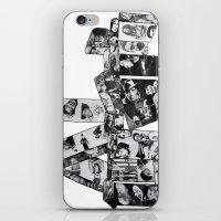 Legends iPhone & iPod Skin