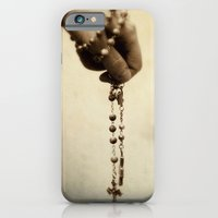 iPhone & iPod Case featuring Contemplation by The Haus of Chaos: Alli Woods Frederick