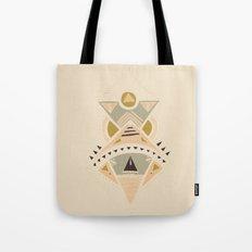 Pyramids 3 Tote Bag