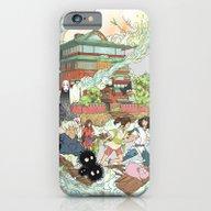 Chihiro iPhone 6 Slim Case