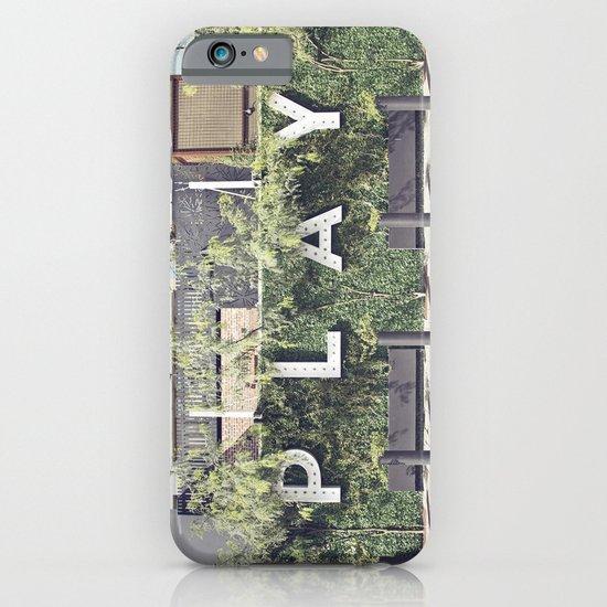 P L A Y  iPhone & iPod Case