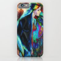 iPhone & iPod Case featuring Hermit by Stephen Linhart