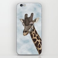 Giraffe Fun iPhone & iPod Skin