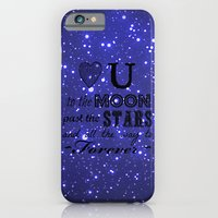 iPhone & iPod Case featuring Love You by Shawn King