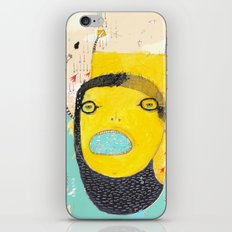 Nothing is impossible to a willing heart iPhone & iPod Skin