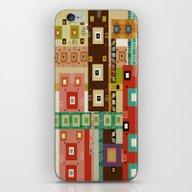 iPhone & iPod Skin featuring My Happy Garden by Bri.buckley