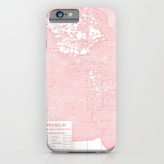 Her World iPhone & iPod Case