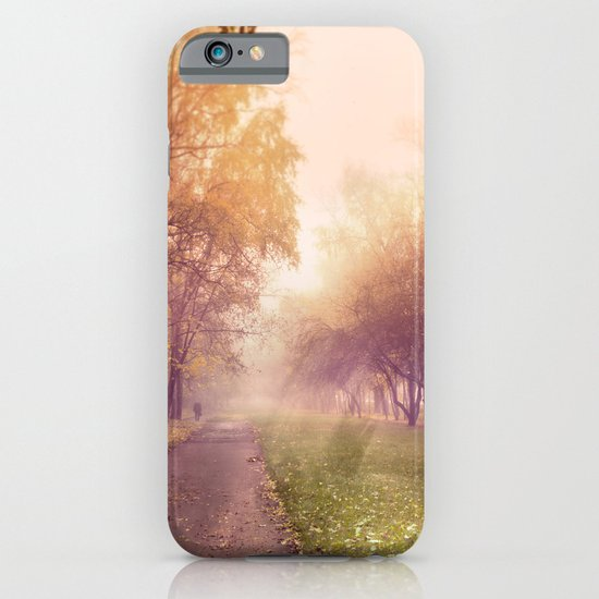 (It's) just a way home... iPhone & iPod Case