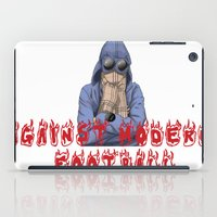 AGAINST MODERN FOOTBALL iPad Case