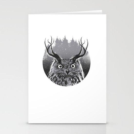 Majesty Stationery Card