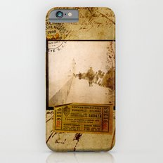 Ephemera 1 iPhone 6s Slim Case