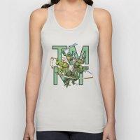 TMNT Unisex Tank Top