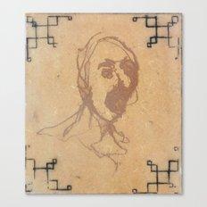 Freddy 3 Canvas Print