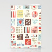Sweetie Darling Stationery Cards