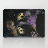 Shadow Cat iPad Case