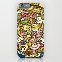 Midnignt Hunger iPhone 6 Slim Case