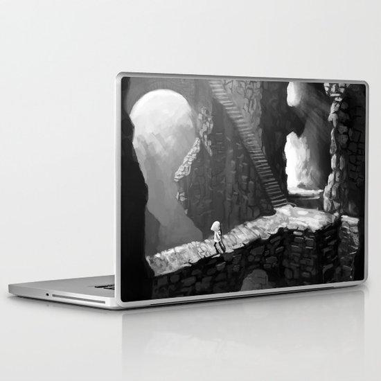 Delve Laptop & iPad Skin