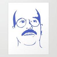 Tobias Art Print