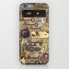 Lock iPhone 6 Slim Case