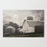 Summer Rains Canvas Print