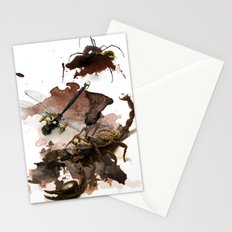 InkyBugs II Stationery Cards