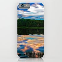 iPhone & iPod Case featuring Evening Reflection by Christy Leigh