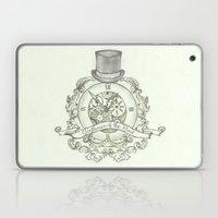 Gentlemen Of The Road Mu… Laptop & iPad Skin