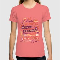 T-shirt featuring Library by Risa Rodil