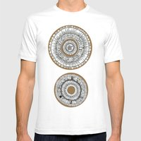 Double Different  Mens Fitted Tee White SMALL