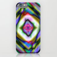 iPhone & iPod Case featuring Geometric Rainbow by Christy Leigh