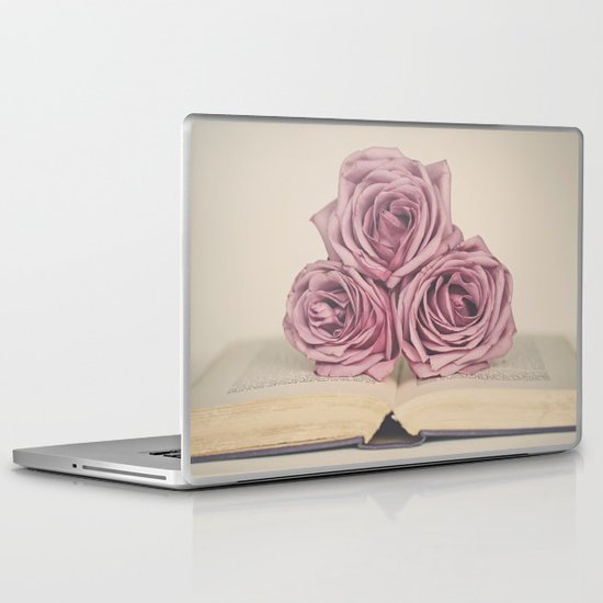 Storybook Love Laptop & iPad Skin