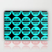 Do enter. Laptop & iPad Skin