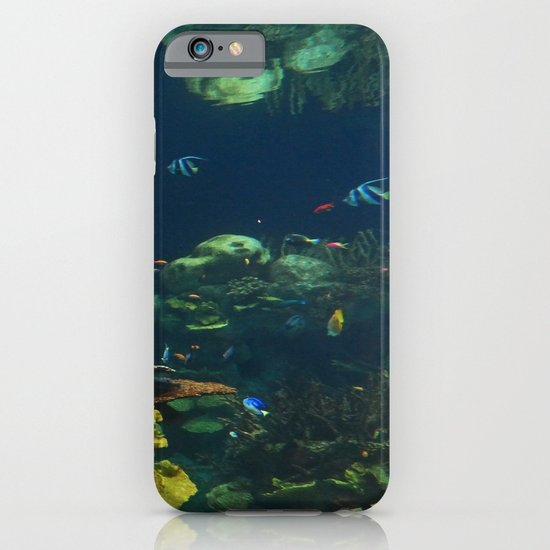 In  the Aquarium iPhone & iPod Case
