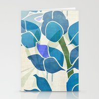 Texas Bluebonnet Stationery Cards